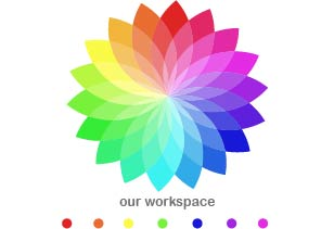 our workspace - create web solution  & services worb