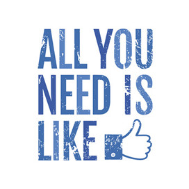 All you need ist LIKE
