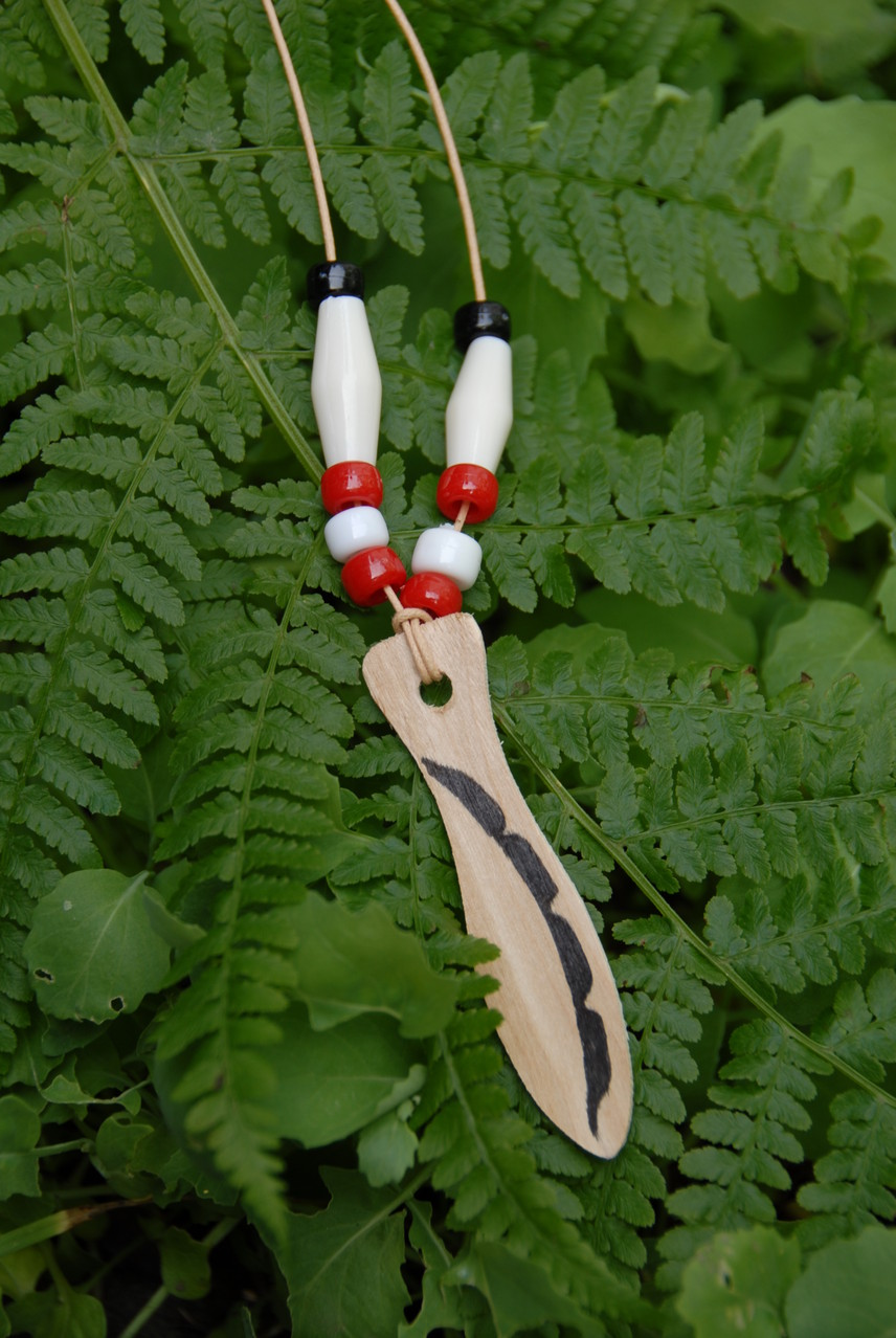 Paddle necklace kit