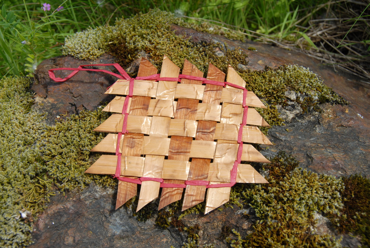 Cedar Bark Mat kit
