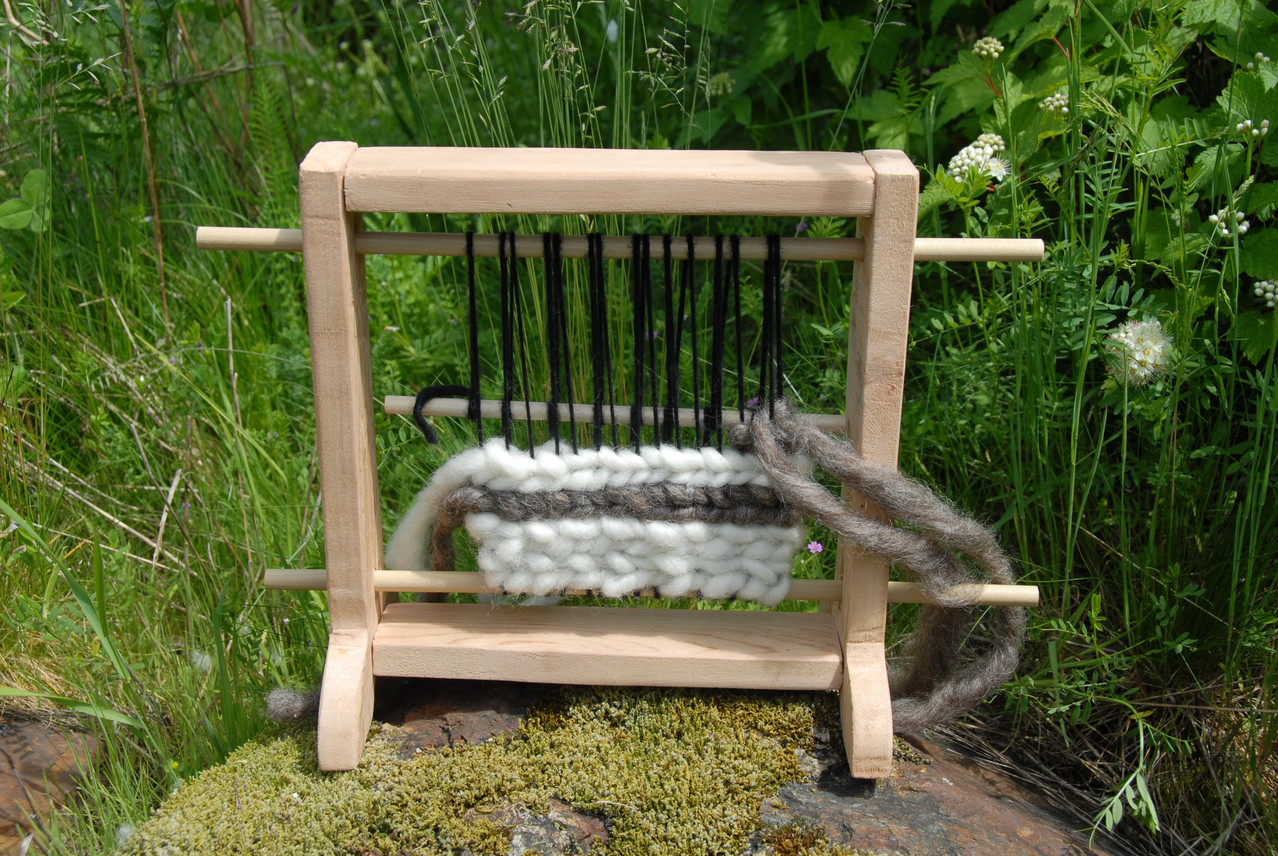 Coast Salish Weaving kit