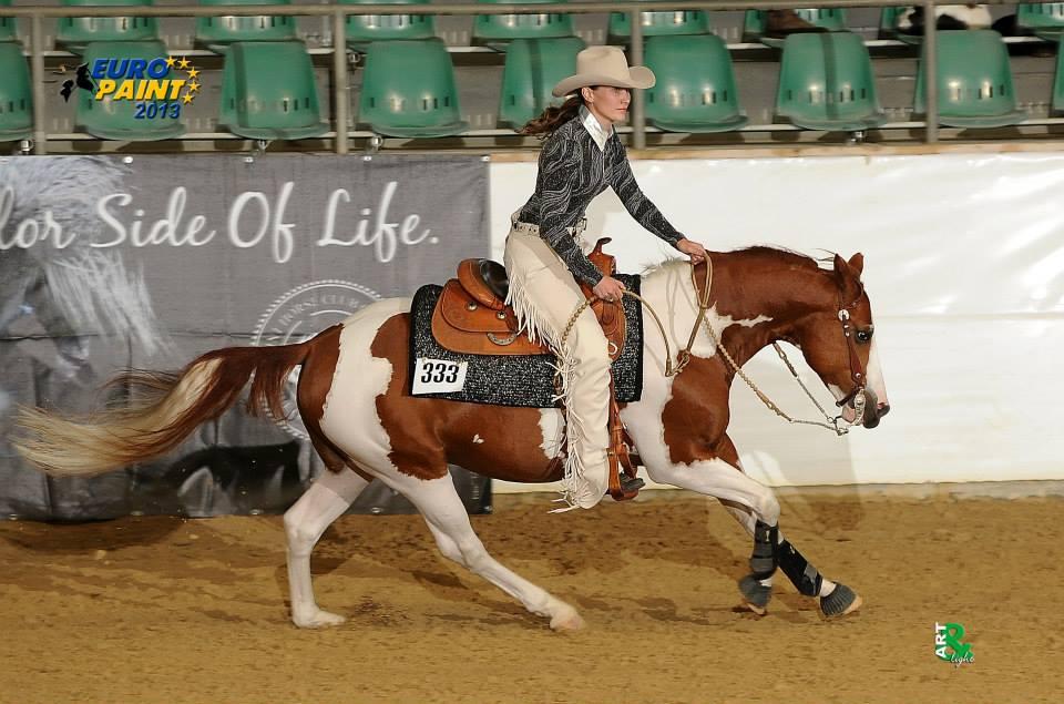 Ranch Riding Kurs mit Annika Riggenbach