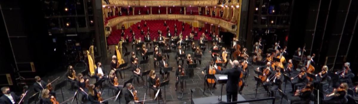 Brahms auf umgedrehter Bühne