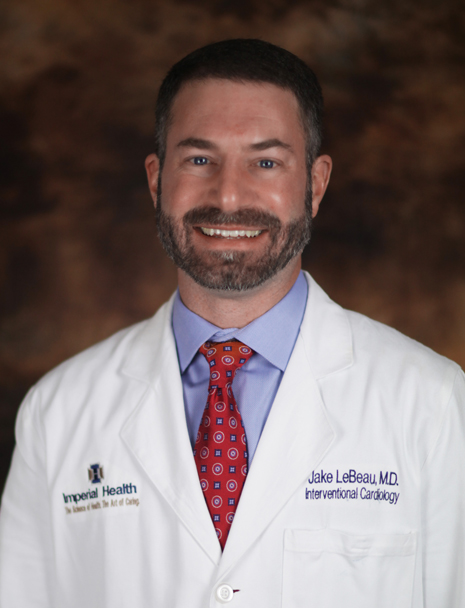 Jake T. LeBeau, MD, FACC