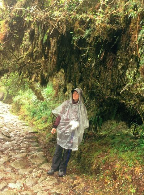Auf Regen muss man sich im peruanischen Regenwald einstellen