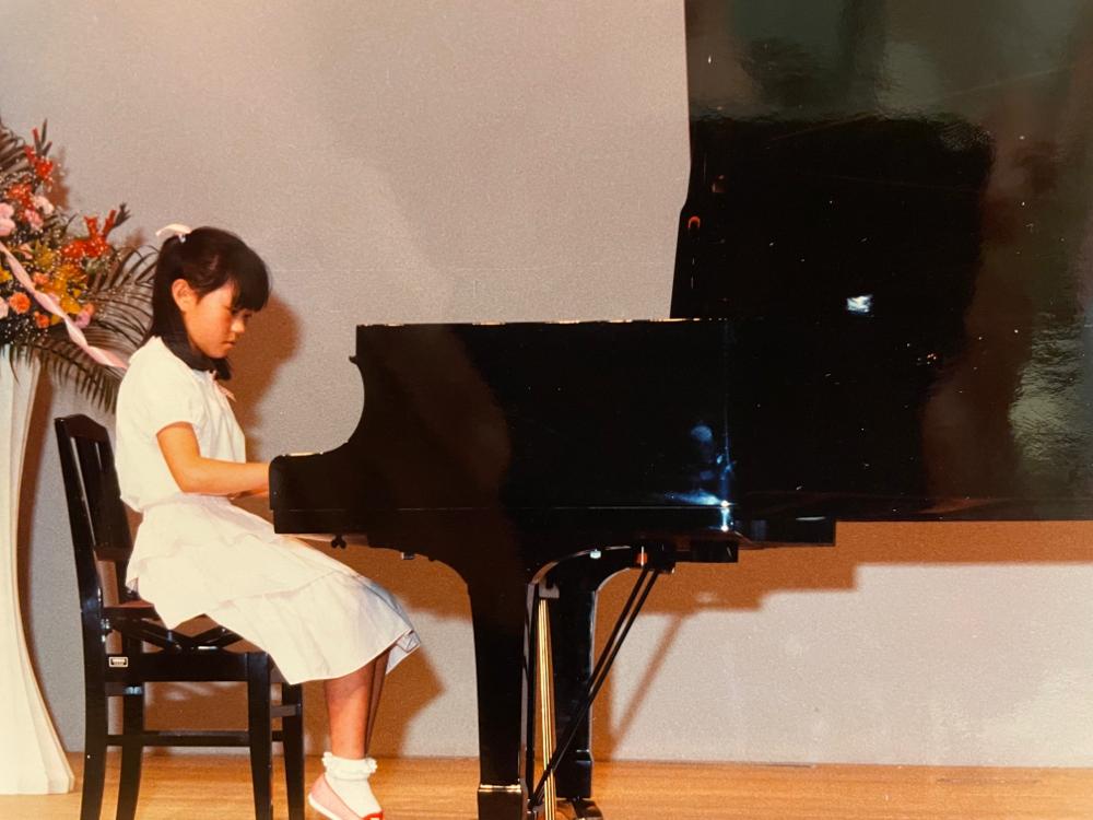 小学生ピアノ発表会