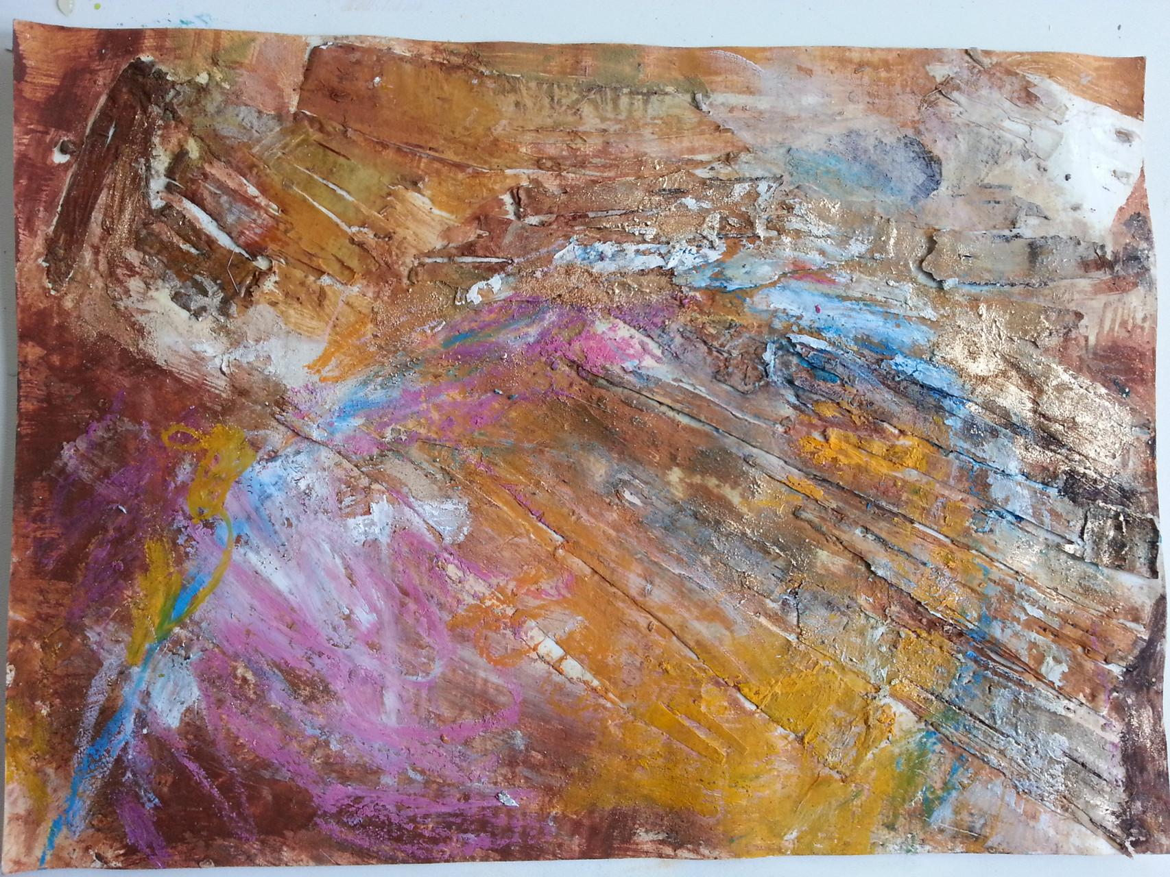 Freie Malerei, Sottrum, Atelier