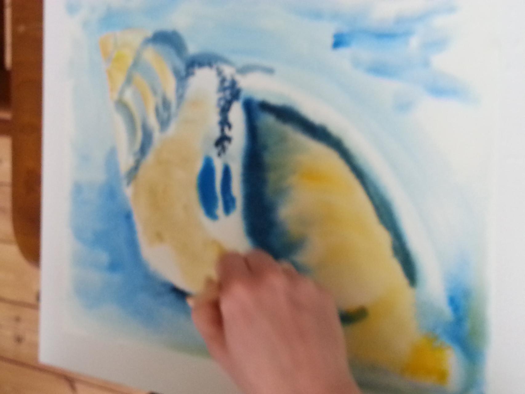 Malen auf Amrum