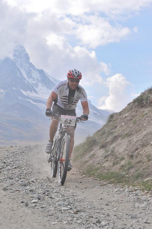 Bike Race Zermatt