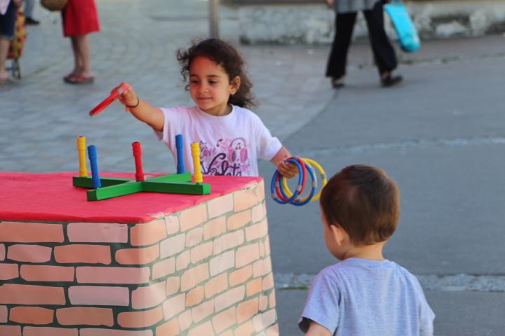 Jeux pour les enfants