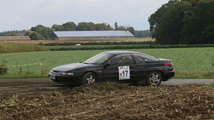 1019 - Subaru - SVX - 1992