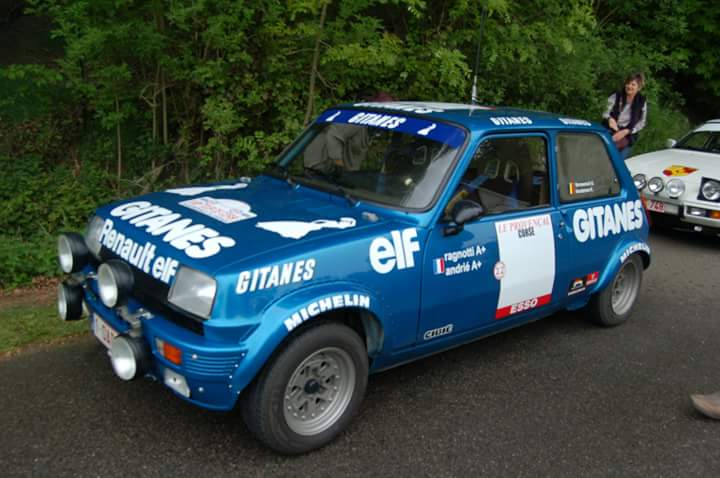 1016 - Renault 5 - Alpine Turbo - 1985