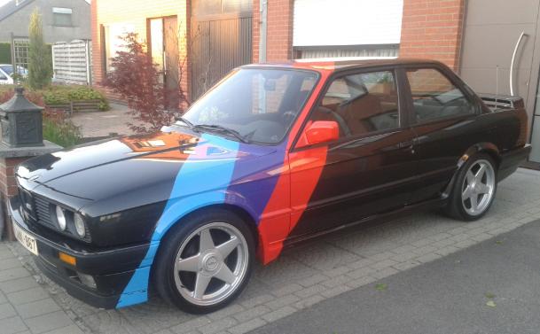 1003 - BMW 320i - 1988