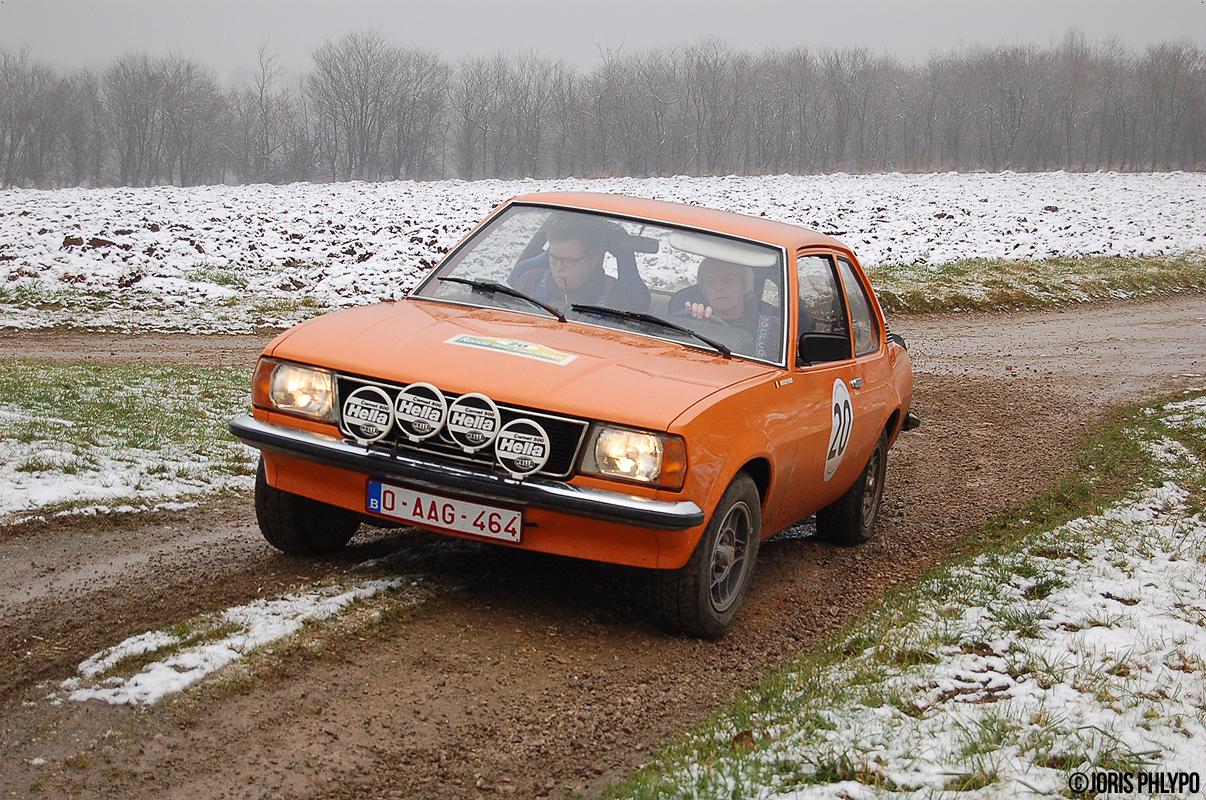 1035 - Opel - Ascona B - 1977