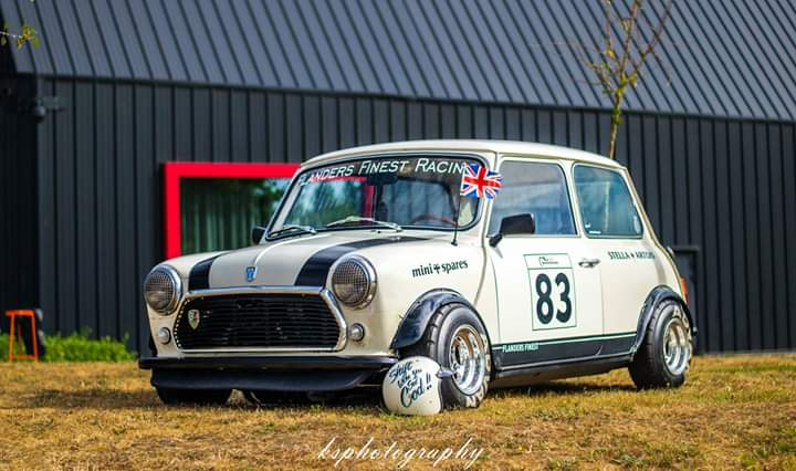 1021 - Austin - Mini - 1983