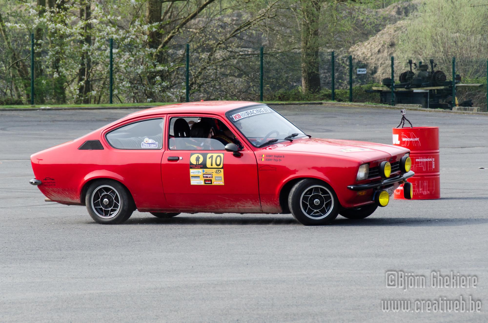 1001 - Opel - Kadett C1 - 1977