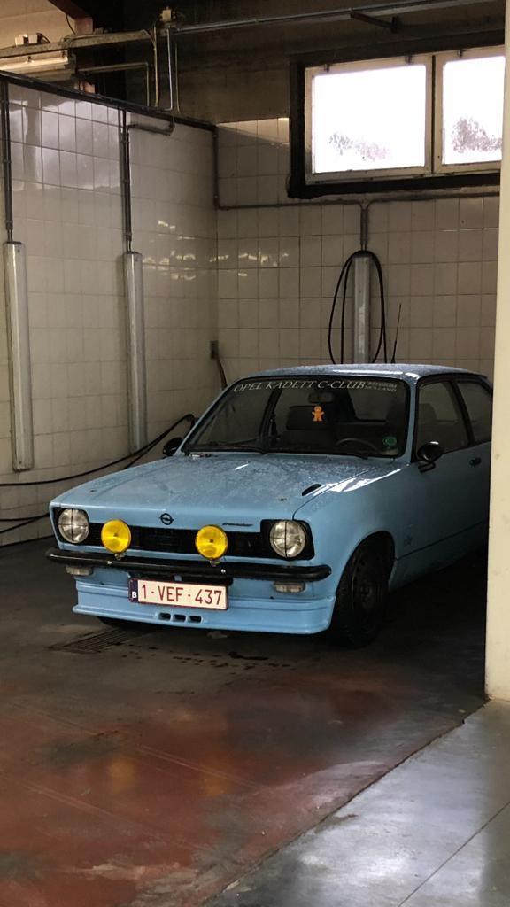1072 - Opel - Kadett C City - 1978