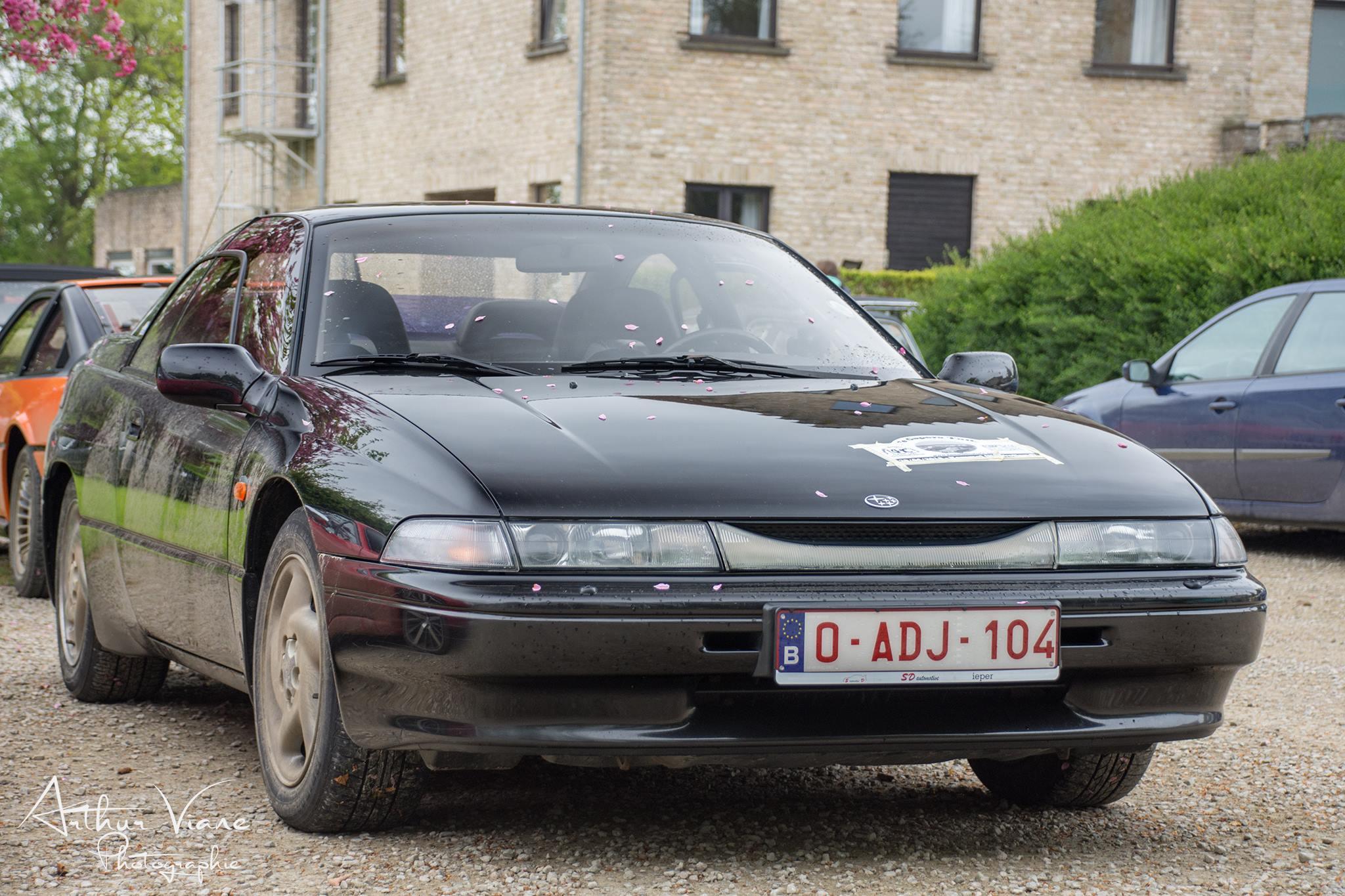 1030 - ToyoBaru - SV Celica - 1992