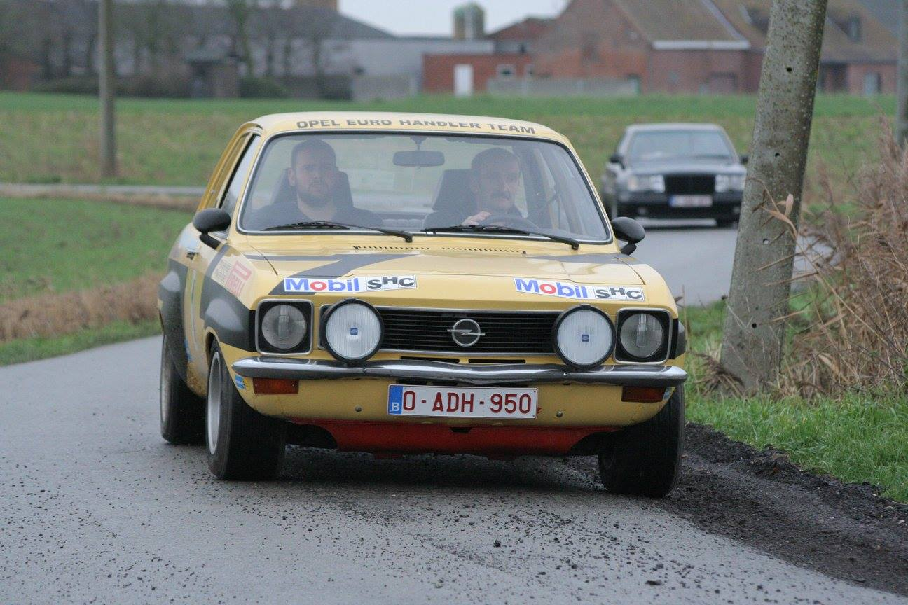 1015 - Opel - Ascona a 1600s - 1975