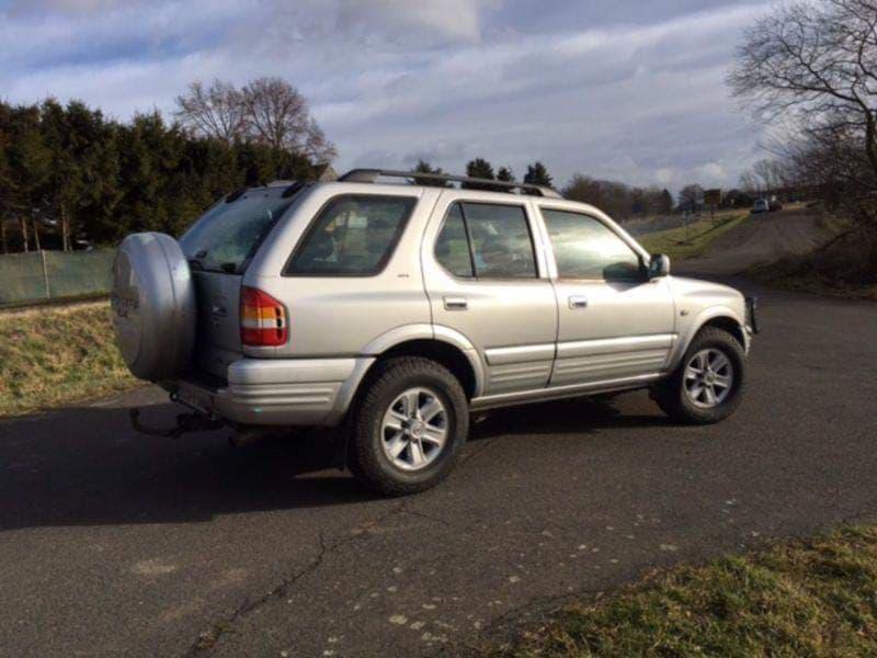 1006 - Opel - Frontera - 2003