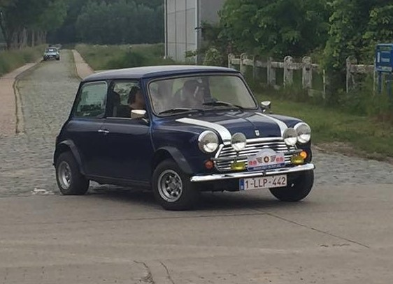 1026 - Mini Cooper - Saloon - 1984