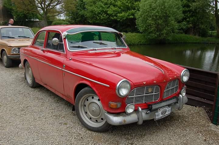 1013 - Volvo - 122s - 1966