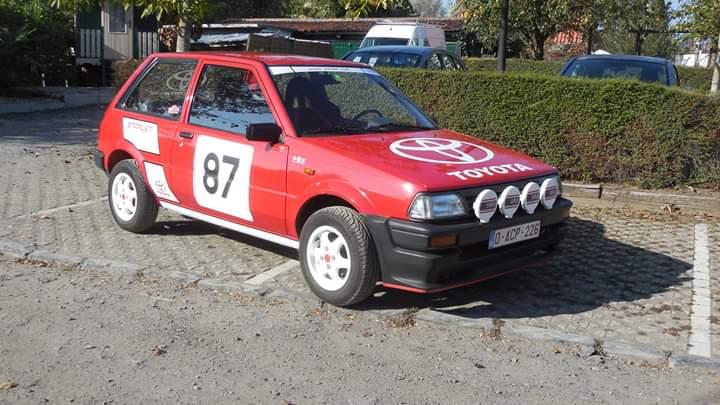 1042 - Toyota - Starlet - 1985