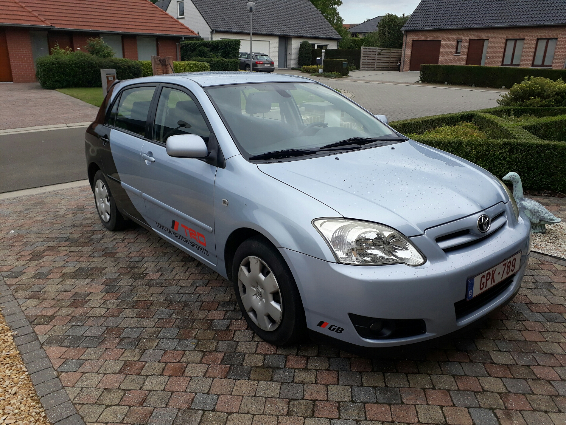1005 - Toyota -Corolla - 2004