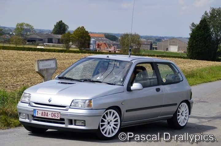 1028 - Renault - Clio 16v - 1993