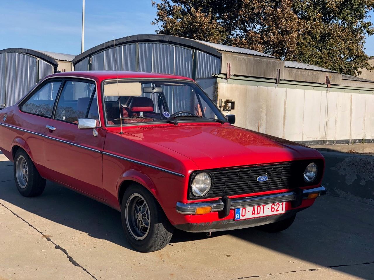 1078 - Ford - Escort - MK2 - 1979