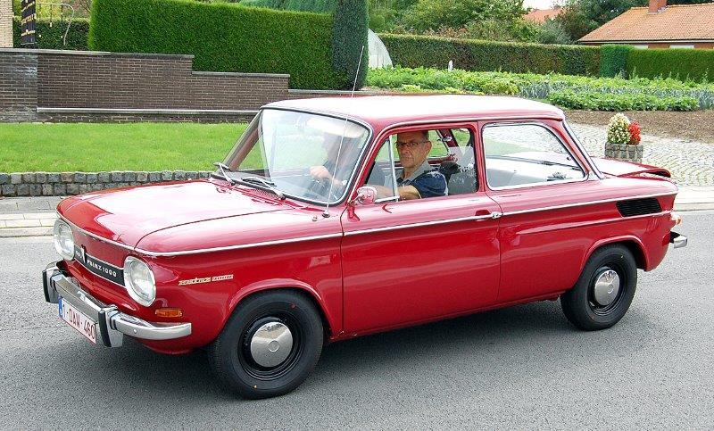 1087  - NSU - Prinz 1000 - 1966
