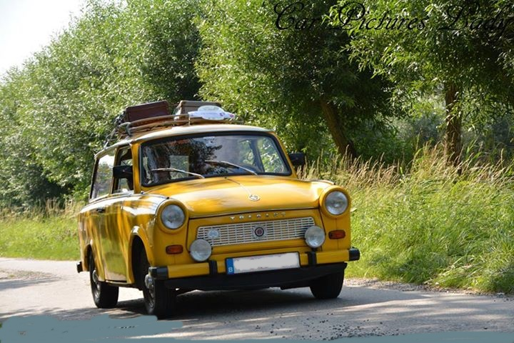 1024 - Trabant - 601 Combi - 1969