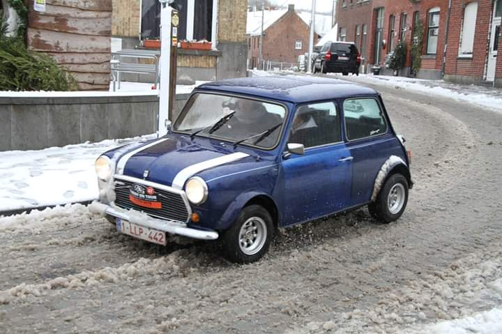 1020 - Mini - Saloon - 1984