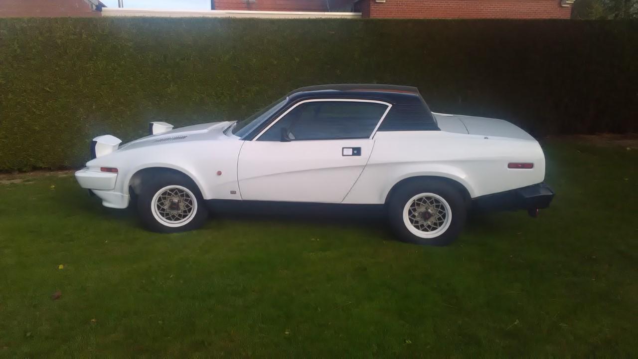 1027 - Triumph - TR7 - 1980