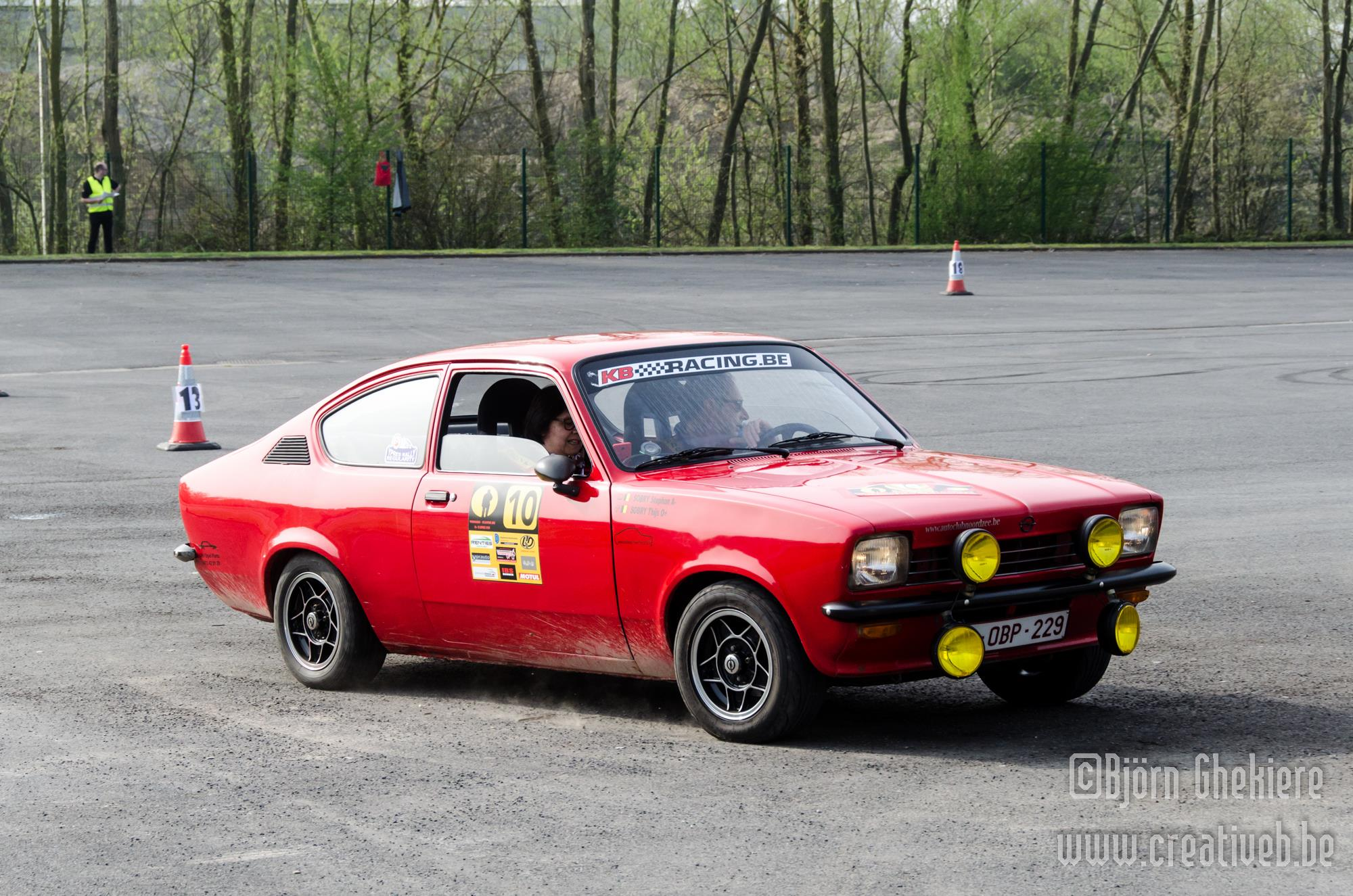 1012 - Opel - Kadett C - 1977