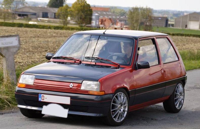 1048 - Renault - R5 - 1988