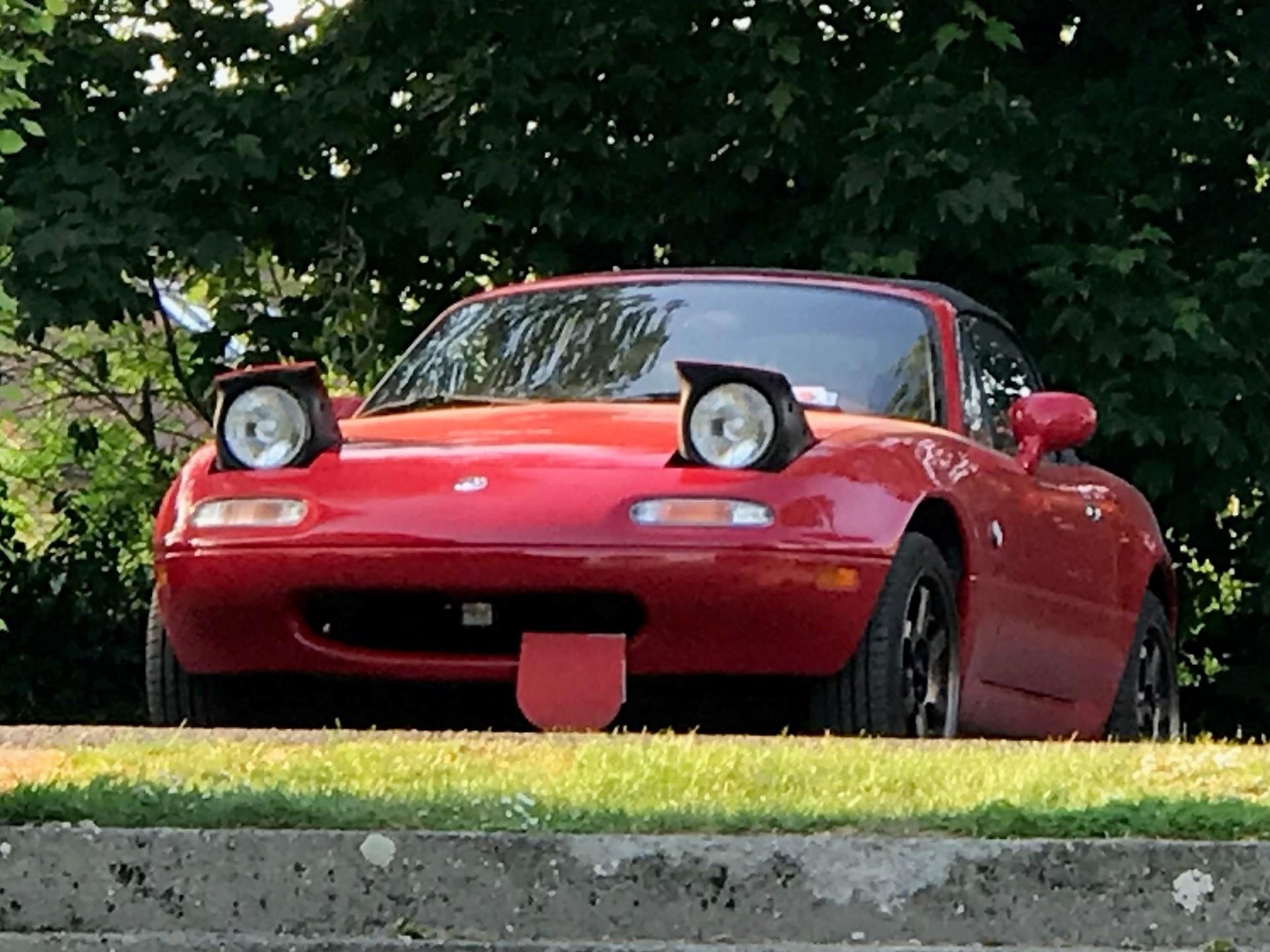 1027 - Mazda - Mx5 na - 1997