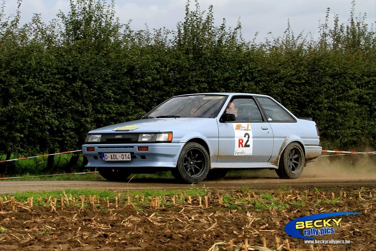 1012 - Toyota - Corolla AE86 - 1984