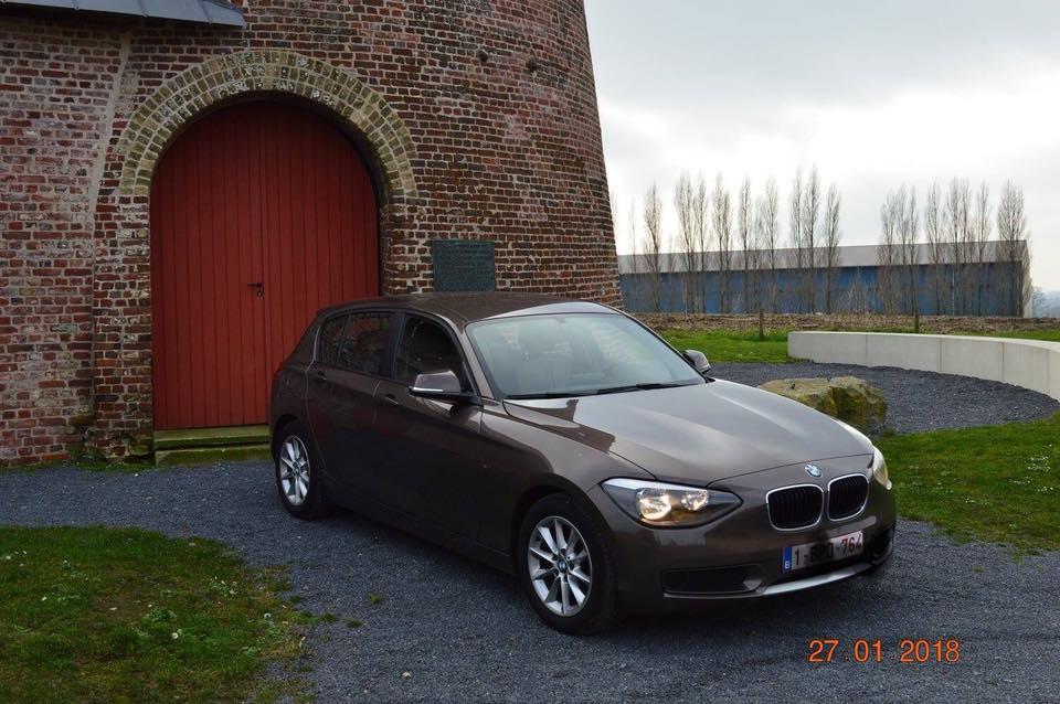 1017 - BMW - 116 D - 2013