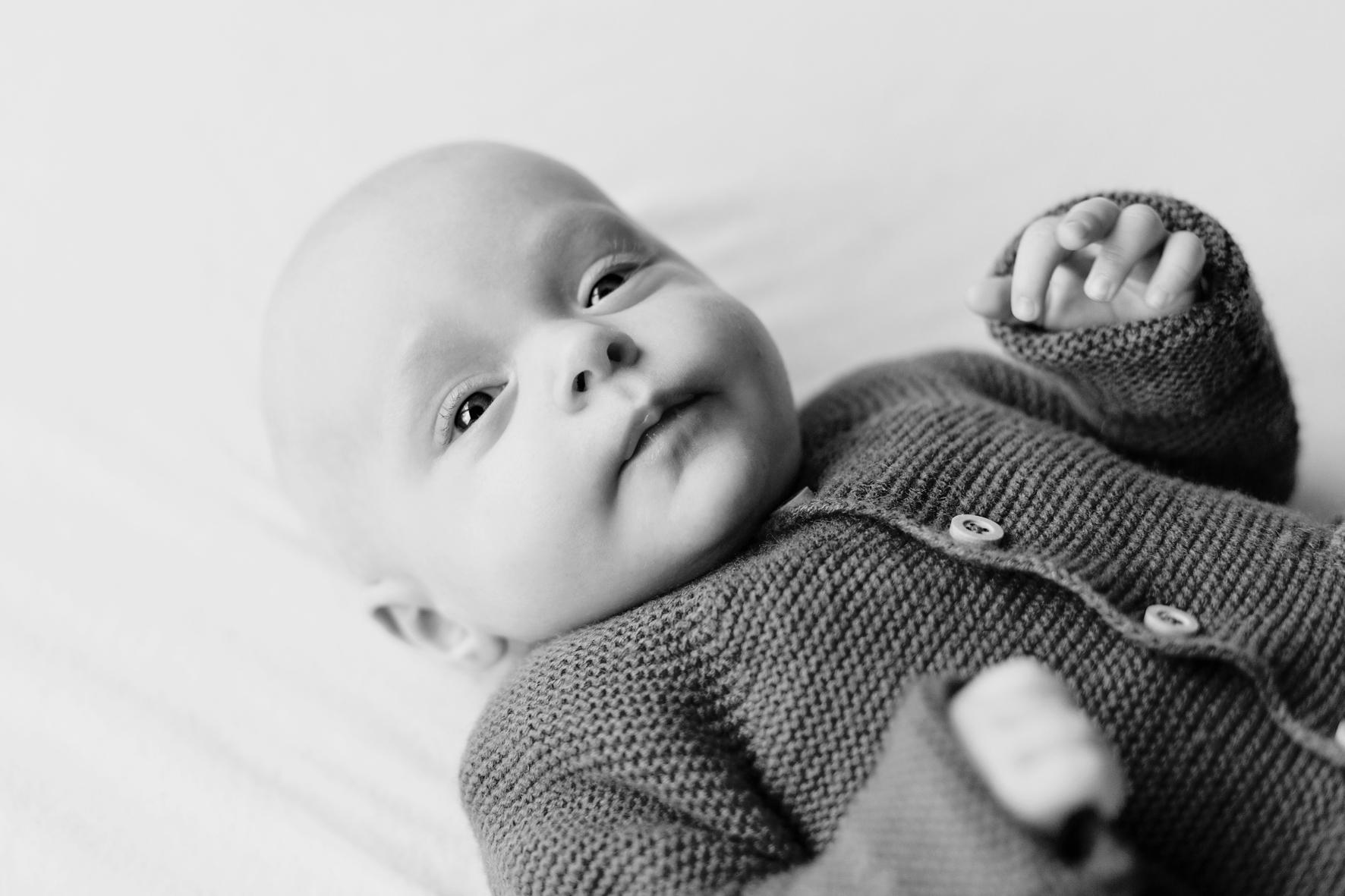 Babyfotografie - Baby Merle