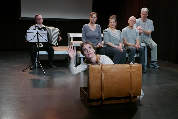 Münchner Helden*Theater - Rausch der Verwandlung