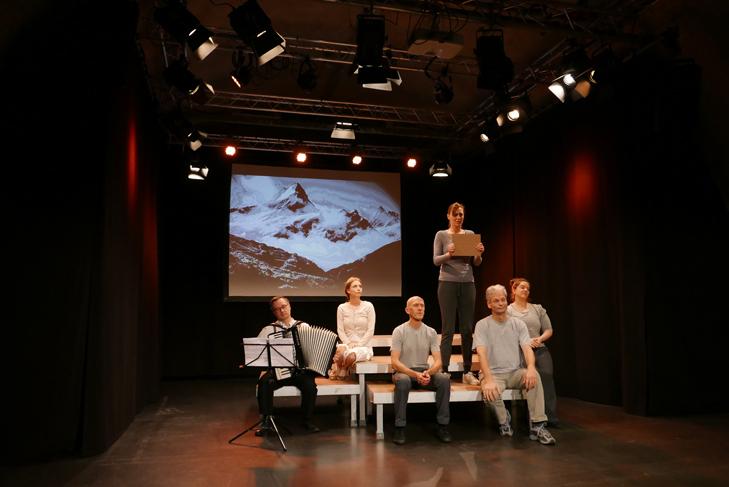 Münchner Heldentheater - Rausch der Verwandlung