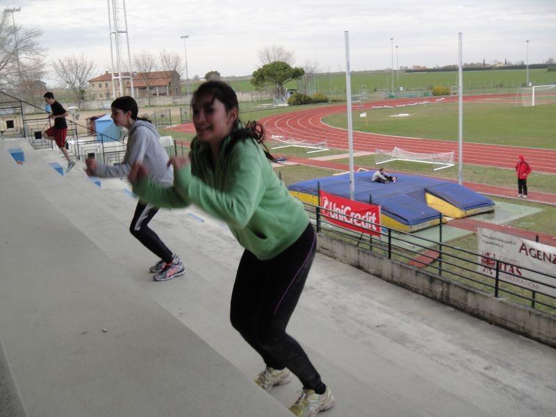 Bewegungsstudie Céline