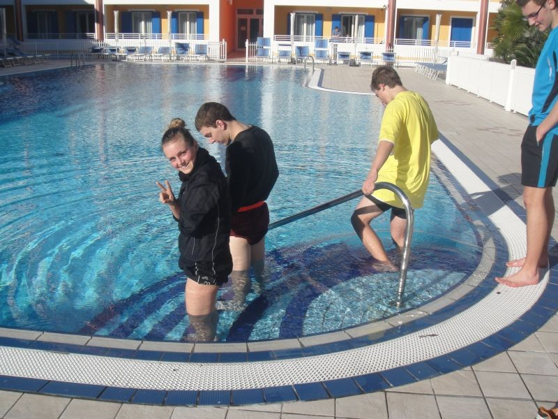 Beine kühlen nach dem Ausdauertraining