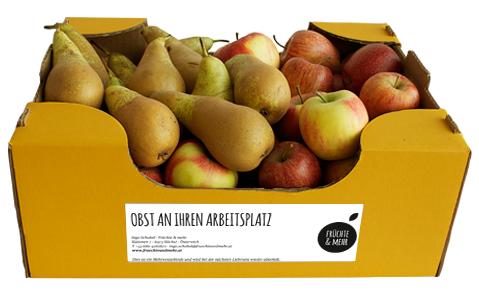 Apfel-Birnen Box
