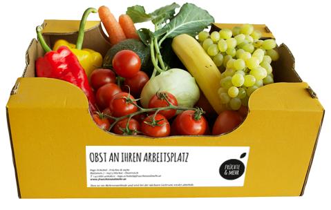 Früchte-Gemüse-Box