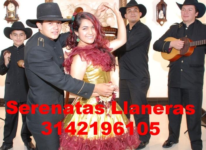 grupos llaneros en Bogota