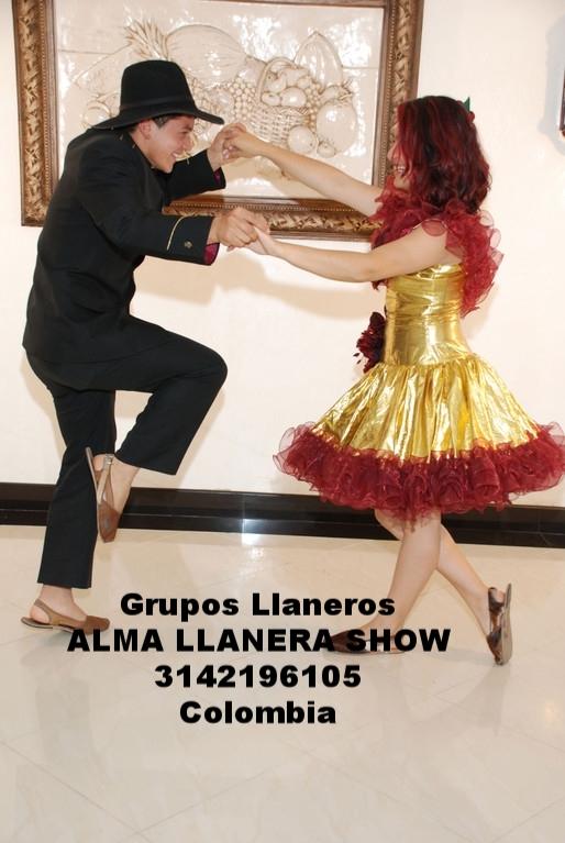 Grupos Llaneros Bogota 3142196105