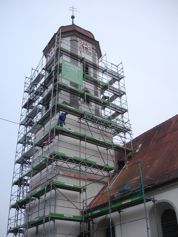 St. Vitus in Jagstzell - Architekten Fürst/Wetteskind