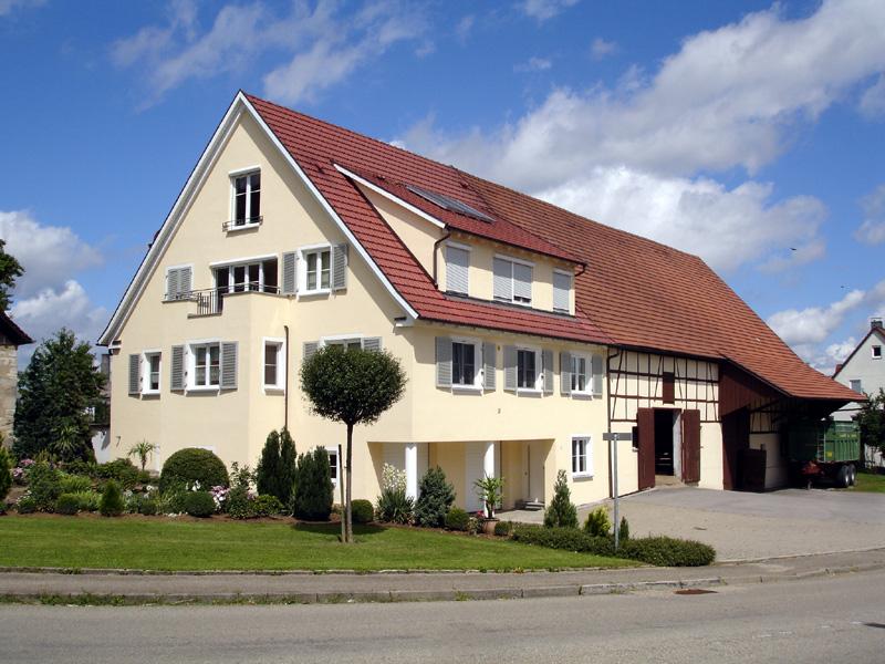 Privater Wohnungsbau - Architekten Fürst/Wetteskind